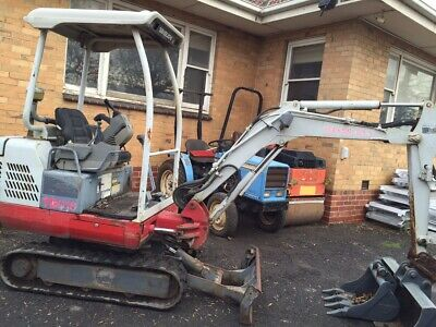 AU21500 • Buy Mini Excavator Taikeuchi