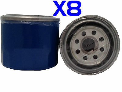 AU21.50 • Buy X8 Oil Filter Suit Z79 HOLDENRODEO TFS17 G6 4ZE12.6L 4CYL Petrol 1995-1998