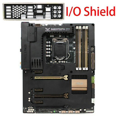 AU309.55 • Buy Motherboard ASUS SABERTOOTH Z77 LGA 1155 Intel Z77 HDMI SATA 6Gb/s USB 3.0 ATX