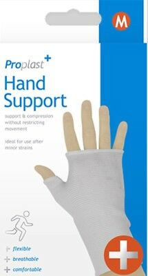 HAND & WRIST SUPPORT Pain Relief Glove Carpal Tunnel Hand Brace RSI Injury UK • 2.49£