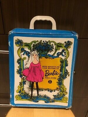 $ CDN39 • Buy Vintage 1968 Barbie Doll Case By Mattel