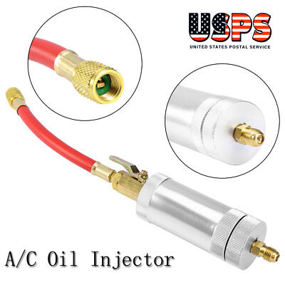 r134a oil injector
