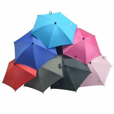 Baby Parasol Umbrella Compatible With Icandy Canopy Protect Sun & Rain • 10.49£