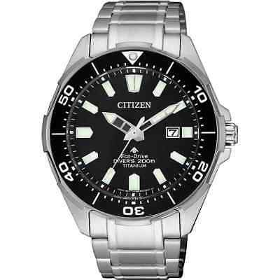 f7b615de39f Citizen Eco-Drive BN0200-56E Promaster Men s Silver 44mm Case Titanium Watch  • 258.00