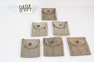 $18.95 • Buy WWII M1 Carbine Butt Stock Ammo Pouch