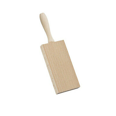 AU13.50 • Buy Appetito Gnocchi Board Rubberwood Rolling Pasta Maker