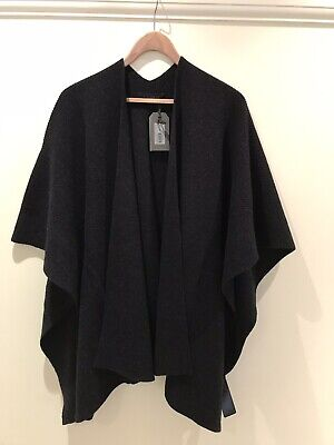 All Saints Womens Shawl - Never Worn One Size RP £198.00 • 120£