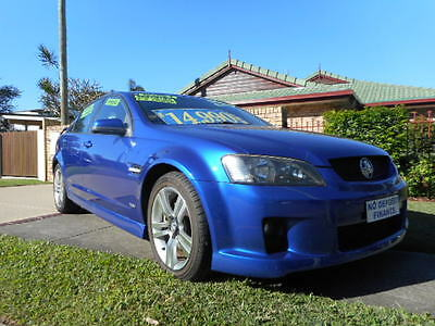 AU13990 • Buy MANUAL VE V8SS 6.0 Holden Commodore Suit Ssv Falcon Xr6xr8utilityhsv Toyota Ford
