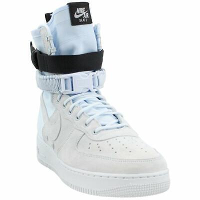 finest selection d2e8a c3a53 Nike SF AF1 Special Field Air Force 1 One High Blue Grey 864024 402 Size 9