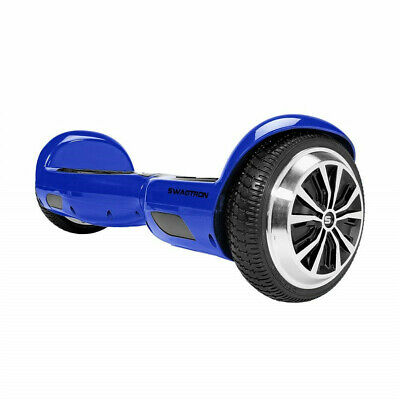 $ CDN317.29 • Buy Swagtron Swagboard Pro T1 UL 2272 Certified Hoverboard Electric Scooter Blue