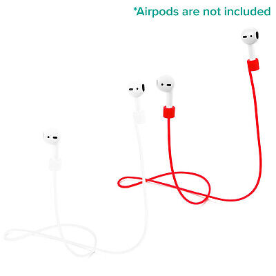 $ CDN3.12 • Buy AirPods Accessories Protective Silicone Airpods Strap Anti-Lost Holder (2 PCS)