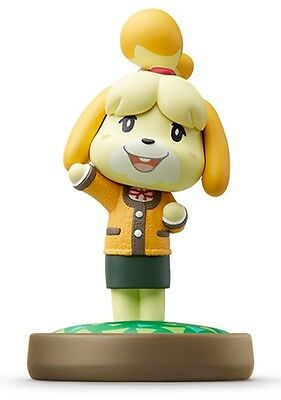 AU42.99 • Buy Wii U Amiibo Shizue Winter Clothes Animal Crossing Series Game Accessory Japan