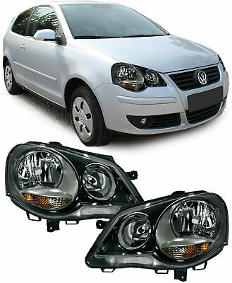 AU255.28 • Buy Replacement Headlights For Vw Polo 9n3 4/2005 - 5/2009 Model