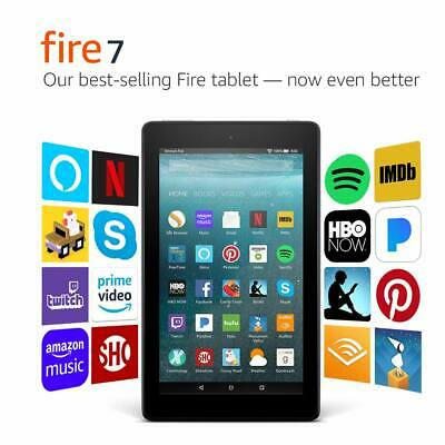AU83.90 • Buy Amazon Fire 7 Tablet Alexa 7  Display 8 GB Special Offers