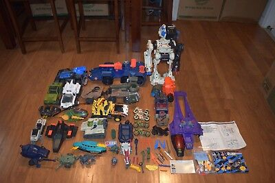 $ CDN504.91 • Buy Vintage Hasbro GI Joe 70+ Piece Lot Vehicles And Accessories Tanks Motorcycles
