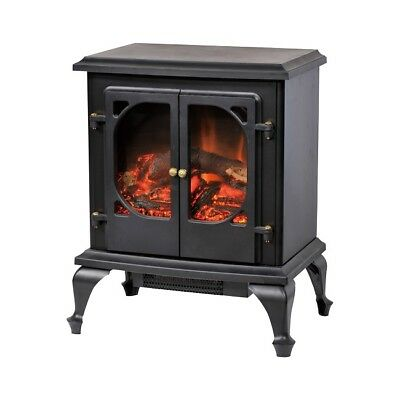 Electric Fireplaces Decor Small Space Heater Heaters Fan Portable Indoor Blower • 499.99$