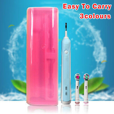 AU9.91 • Buy Electric Toothbrush Holder Safe Storage Case Box For Oral-B Travel Portable