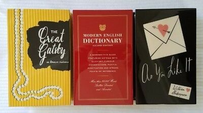 $ CDN29.03 • Buy KATE SPADE A WAY W/ WORDS JEWELRY TRINKET BOX:NIB SHAKESPEARE Or DICTIONARY