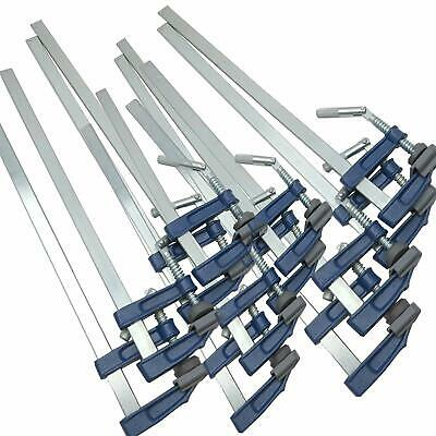 £29.99 • Buy  12pc Brick Profile F Clamps Wood Clamp 12 - 300 X 50mm