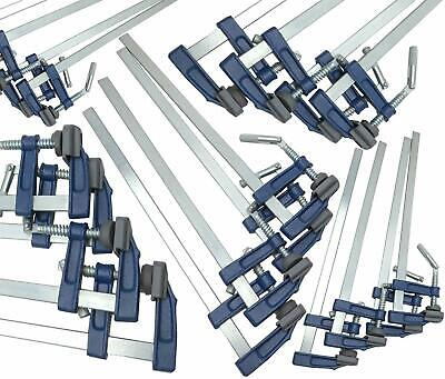 £44.99 • Buy 20pc Brick Profile F Clamps Wood Clamp 12 - 300 X 50mm