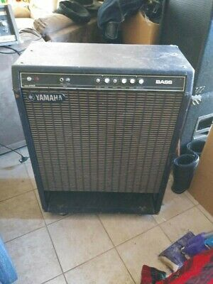 $250 • Buy Vintage Yamaha B100-115 Bass Amplifier (local Pick Up Only)!