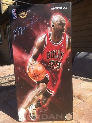 $799 • Buy Enterbay Michael Jordan Series 1  Legend  1/6 Real Masterpiece 2013 NEW