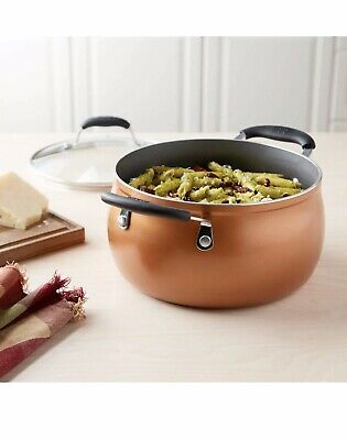 $ CDN40.26 • Buy Tasty 5 Qt Dutch Oven With Lid Non Stick Home Cooking Kitchen Tool