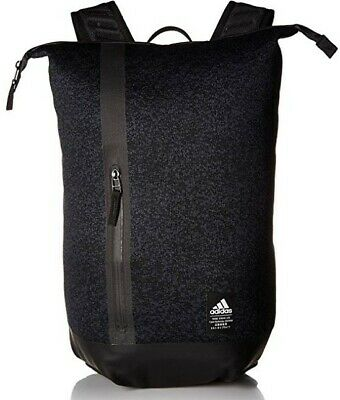 $92.47 • Buy Adidas Primeknit Static Laptop Backpack Black/Grey, 008