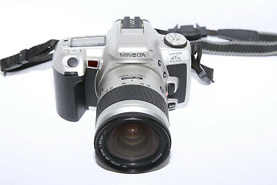 $ CDN27.49 • Buy Minolta HTSi Plus With Minolta AF Zoom 28-80mm F:/3.5-5.6 Lens - TESTED Working