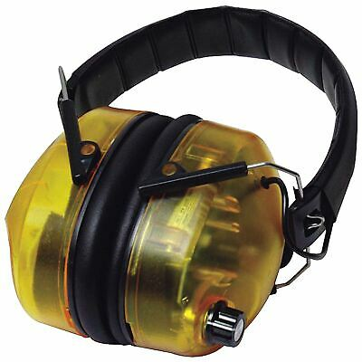£21.99 • Buy Silverline 659862 Electronic Ear Muffs Defenders SNR 30dB Safety Workwear PPE