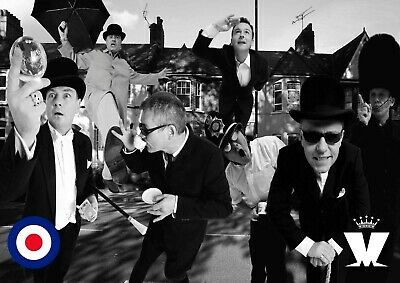 £6.99 • Buy Madness Poster - Ska Band - #3 - 80's Music Poster - A3 - 420mm X 297mm (NEW)