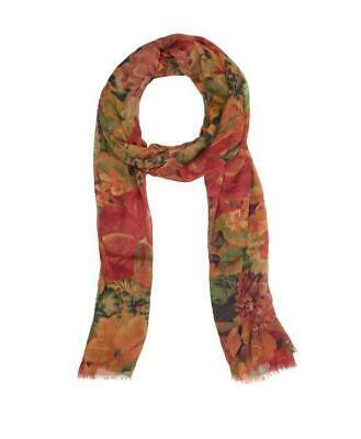 $38 • Buy NWT Patricia Nash Vintage SCARF - MULTI FLORAL SCARF Light Weight All Season M4