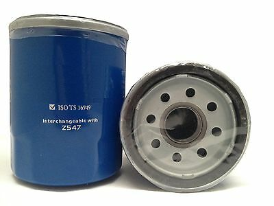 AU3 • Buy Oil Filter Fits Interchangeable With Ryco Z547 - Wesfil WZ547NM
