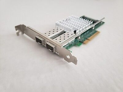 Network Cards NC550SFP OCE10102-FX-E Network Adapter Emulex