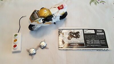 £44.71 • Buy Takara Transformers Animated Prowl Action Figure Complete Rare Import