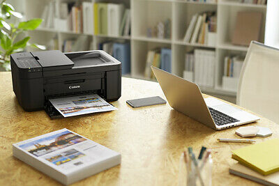 View Details Canon PIXMA All-in-One Printer Scanner Copier Fax Wireless Printing Machine WiFi • 59.00$