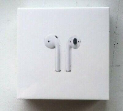 $ CDN246.78 • Buy Apple Airpods Bluetooth Headset Brand New SEAL 1 Year Warranty IN STOCK