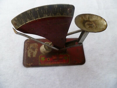 $74.99 • Buy Vintage Metal OAKS Poultry Equipment Mini Egg Scale *Used, Working*