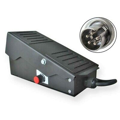 £99.99 • Buy Sherman CP2 Foot Pedal Controller 5pin Male For DIGITIG 200GD 315GD TIG AC/DC