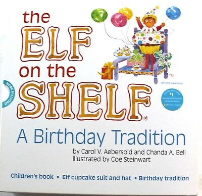 AU24.88 • Buy The Elf On The Shelf: A Birthday Tradition (Elf Not Included)