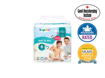 LIDL LUPILU NAPPIES RANGE And Pull Up Pant Range Best European Brand,comfertable • 2.49£
