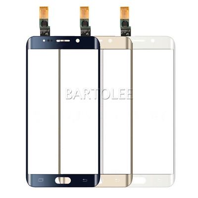 $ CDN45.82 • Buy Front Outer Glass Touch Screen Panel For Samsung Galaxy S6 Edge+ Plus G928F/V/P