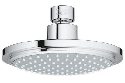 GROHE  EUPHORIA COSMOPOLITAN 16cm 1 SPRAY SHOWER HEAD BOXED NEW 28233000 • 59£