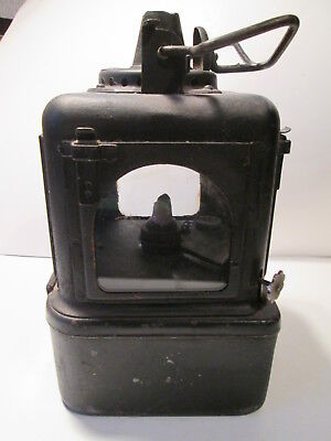 Adlake Type Railway Signal Lamp.. Carriage Lamp. Railwayana. • 68£