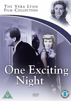 One Exciting Night DVD 40s Musical Film Movie Vera Lynn / Donald Stewart  • 3.99£