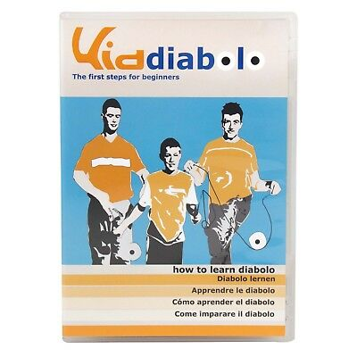 £3.99 • Buy How To Learn Diabolo For Beginners Dvd