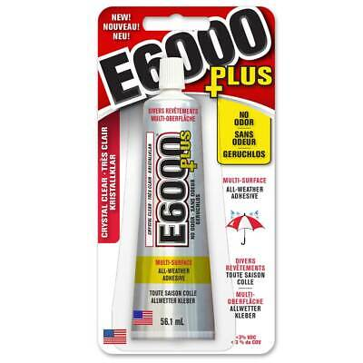 £9.99 • Buy E6000 Glue No Smell Strong Craft Adhesive For Wood, Glass, Fabric, Gems, Beads