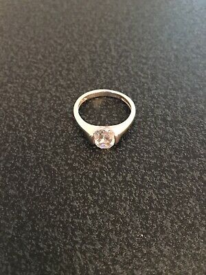 Silver Ladies Ring Sterling Silver 925 • 17.95£