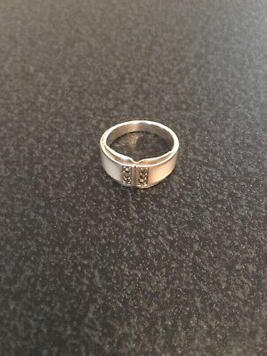 Ladies Ring Silver Sterling Silver 925 • 13.95£