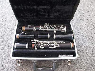 $75 • Buy SELMER BUNDY CLARINET With HARD CASE - MADE IN THE USA